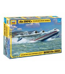 1:144 Амфибиен самолет BERIEV Be-200