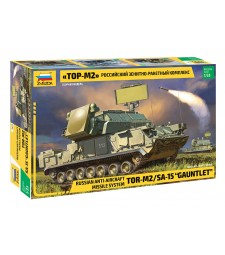 1:35 Russian Air Defense Missile System TOR 2M
