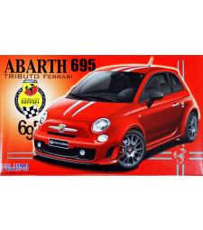 1:24 Автомобил RS-83 Fiat Abarth 695 Tributo Ferrari