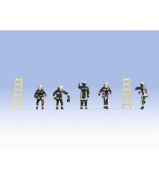 Френска пожарна бригада