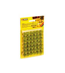 """Туфи трева XL """"Полски цветя"""" 42 броя, 9 mm"""