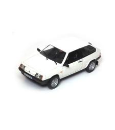 1985 Lada 2108 Samara Polish Cars White