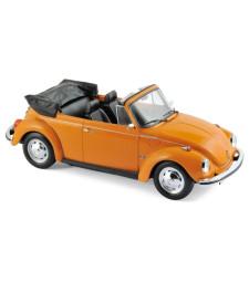 VW 1303 Cabriolet 1972 - Orange