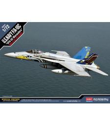 """1:72 Американски изтребител Макдонъл Дъглас Ф/А-18С Хорент (F/A-18C USN """"VFA-82 MARAUDERS""""  LIM.ED)"""