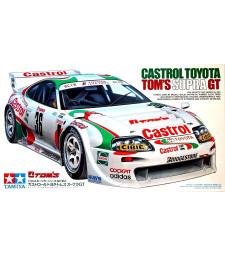 1:24 Състезателен автомобил Castrol Toyota Tom's Supra GT