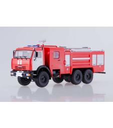 Fire Engine AC-5-40 (KAMAZ-43118)
