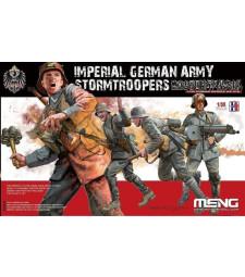 1:35 Щурмоваци на германската имперска армия (Imperial German Army Stormtroopers)