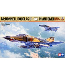 1:32 McDonnell Douglas F-4E Phantom II Early Production - 2 figures