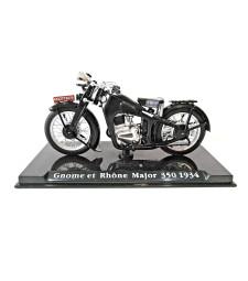 Gnome et Rhone Major 350 1934 - Classic Motorbikes