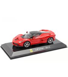 Ferrari Laferrari, Red