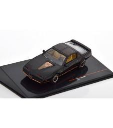 Pontiac Firebird, black/Decorated