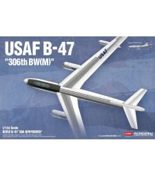 1:144 Американски стратегически бомбардировач USAF B-47