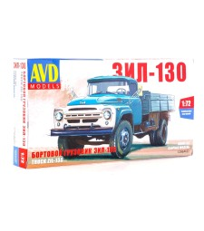 1:72 ZIL-130 Flatbed Truck