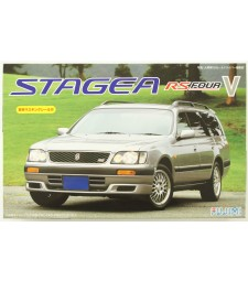 1:24 INCH UP SERIES ID-147 NISSAN STAGEA RS FOUR