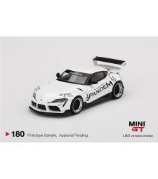 Pandem Toyota Gr Supra V1.0, White