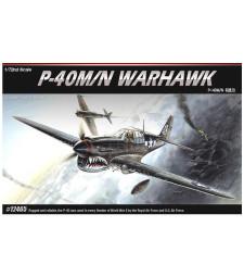 1:72 Къртис П-40Н Уорхок (P-40 M/N WARHAWK)