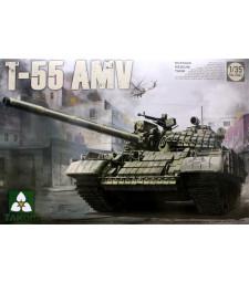 1:35 Руски среден танк Т-55 АМВ (Russian Medium Tank T-55 AMV)