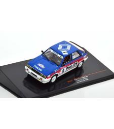 Renault 11 Turbo, No.8, Rallye WM, tour de Corse F.Chatriot/M.Perin