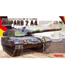 1:35 Германски основен танк Леопард 2 А4 (GERMAN MAIN BATTLE TANK LEOPARD 2 A4)