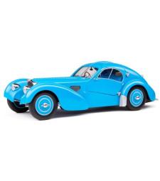 BUGATTI TYPE 57 SC ATLANTIC - T35 BLUE - 1937