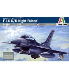 """1:72 Американски изтребител Локхийд Мартин Ф-16С """"Боен сокол"""" НАТО (Lockheed-Martin F-16C/D Fighting Falcon)"""