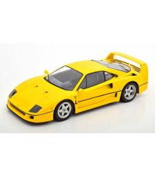 Ferrari F40 1987 Yellow