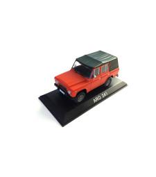 Aro 241, Legendary Cars, Orange