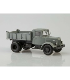 MAZ-205 dumper truck /grey/