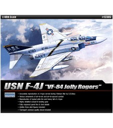 """1:48 Американски изтребител F-4J """"VF-84 JOLLY ROGERS"""""""
