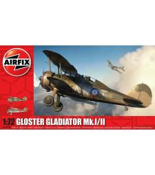 1:72 Gloster Gladiator Mk.I/Mk.II