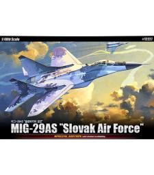 """1:48 Словашки изтребител МиГ-29АС (MIG-29AS """"SLOVAK AIR FORCE"""")"""