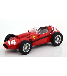 Ferrari Dino 246 F1 GP Monaco. World Champion Hawthorn 1958