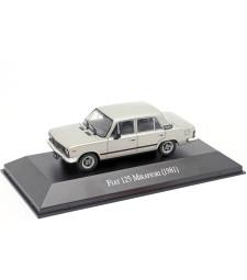 1981 Fiat 125 Mirafiori, Silver