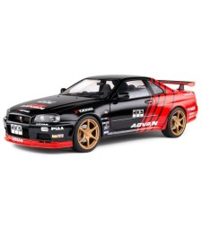NISSAN R34 GTR - ADVAN DRIFT LIVERY - 1999