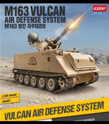1:35 Американско самоходно противовъздушно оръдие M163 Вулкан (U.S.ARMY M163 VULCAN)