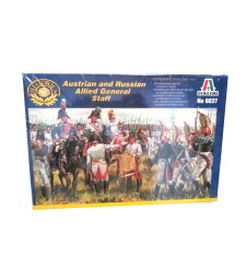 1:72 Наполеонови войни - aвстрийски и руски генерали - 39 фигури (NAP.WARS-AUSTRIAN & RUSSIAN GENERALS)
