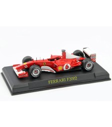 Michael Schumacher Ferrari F2002 #1 Formula 1 World Champion 2002