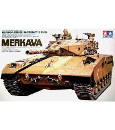 1:35 Израелски танк Меркава (Israel Merkava MBT) - 1 фигура