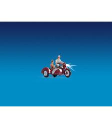 Моторист на скутер 4 - Светещи фигури