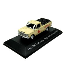 Fiat 1500 MULTICARGA PICK-UP PNEUS 1965 - SERVICE