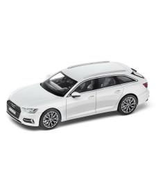 Audi A6 Avant - Glacier  White