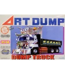 """1:24 Самосвал """"Art Dump"""" V-10 360PS 10ton"""