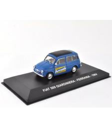 FIAT 500 GIARDINIERA - FERRANIA - 1964