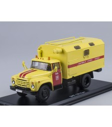 Movie Truck ZIL 130 Gorsvet from Night Watch Movie