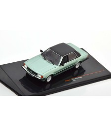 Ford Taunus (TC3) Ghia, metallic-light green/black