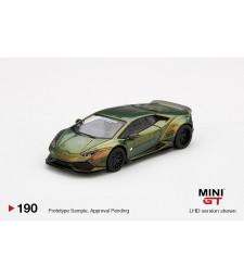 2020 Lb Works Lamborghini Huracan Ver. 2, Magic Bronze