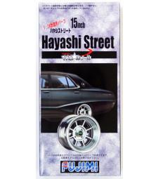1:24 TW-7 15inch Hayashi Street wheel