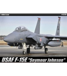 """1:48 Американски изтребител Ф-15Е """"Сиймур Джонсън"""" (F-15E """"SEYMOUR JOHNSON"""")"""