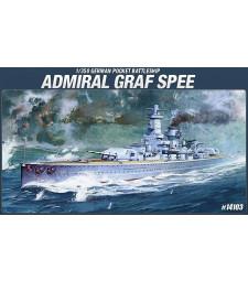 1:350 Германски крайцер Граф Шпее (GRAF SPEE)