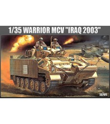 1:35 Британски танк Уориър МСВ (WARRIOR MCV IRAQ 2003)